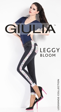 Leggy Bloom Model 03
