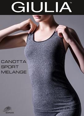 Canotta Sport Melange